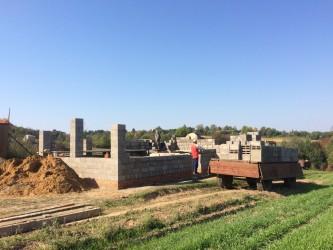 Кладка блоков в Солнечногорске