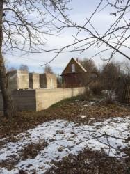 Дом из керамзитных блоков
