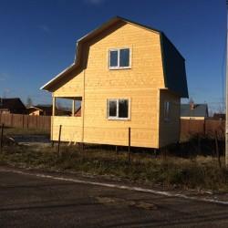 Построить каркасный дом в Солнечногорске