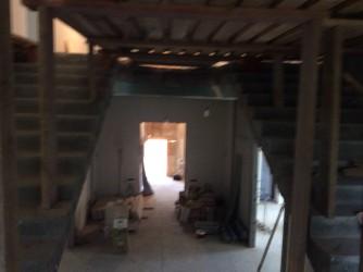 Лестницы в кирпичном доме