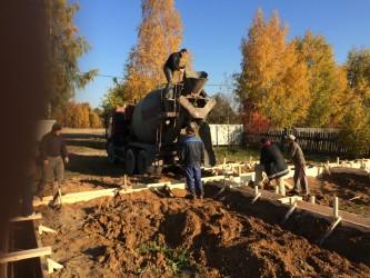 Заливка фундаментов в Солнечногорском районе