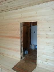 Внутреняя отделка дома в Клину