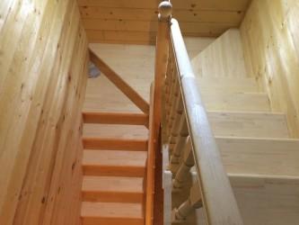 Деревянные лестницы в Солнечногорске